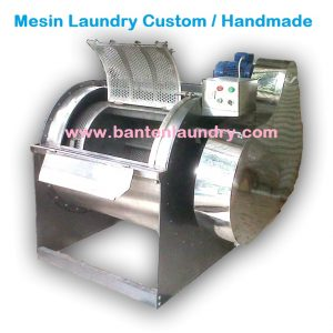 Mesin Laundry Handmade